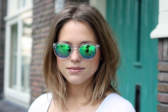 245618ca7c427 Virou Febre! Óculos Espelhado - Tips by Lu!