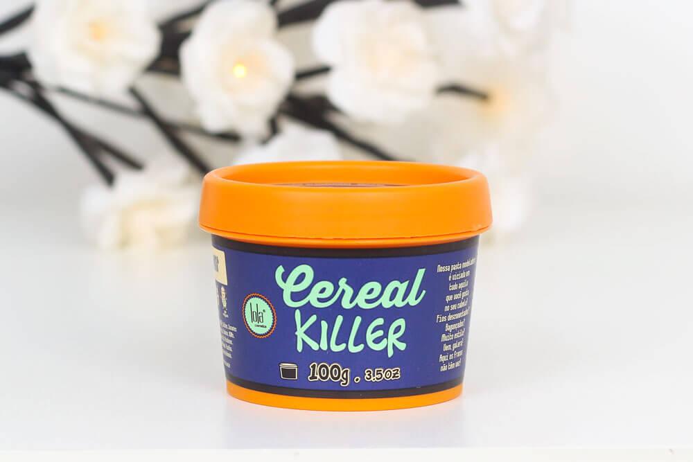 124e77bfe Cereal Killer - Lola Cosméticos - Luiza Rossi