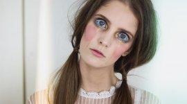 BONECA DE PORCELANA – Maquiagem de Halloween